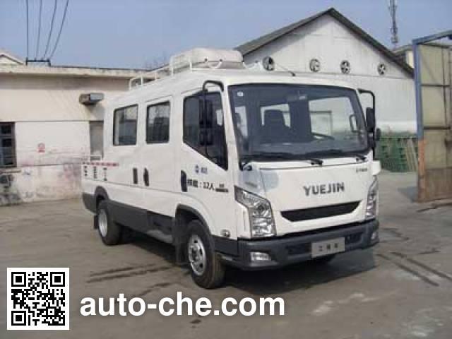 Changda NJ5048XGCC5C1 engineering works vehicle