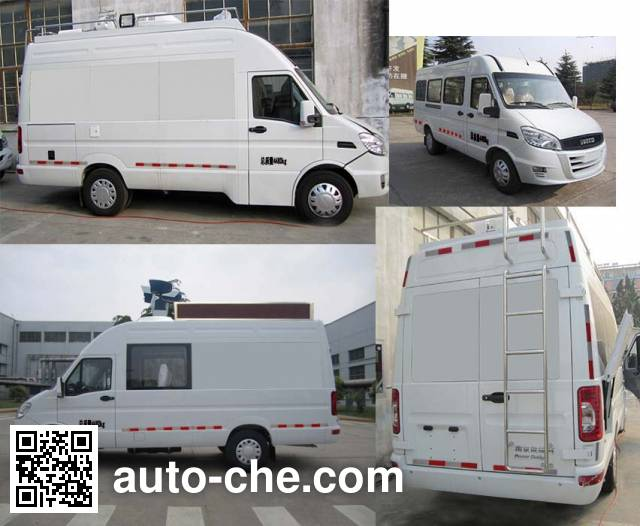 Changda NJ5048XJC51 inspection vehicle