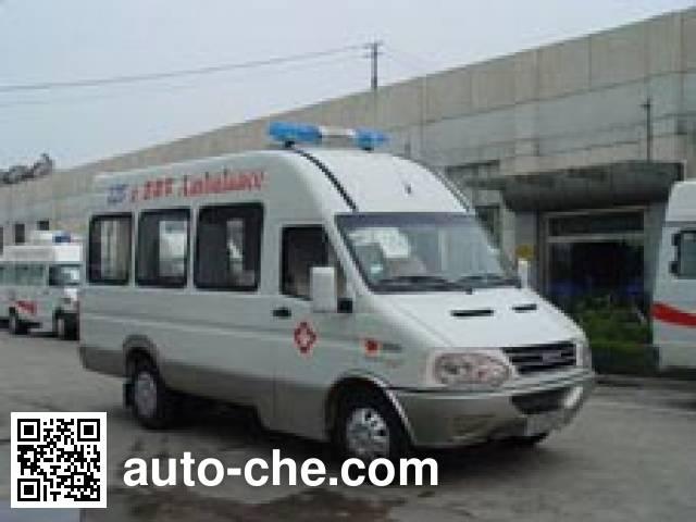 Changda NJ5048XJH4 ambulance