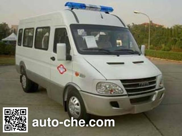 Changda NJ5048XJH47 ambulance