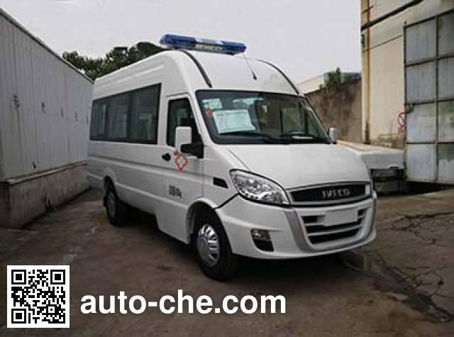 Changda NJ5048XJH5 ambulance