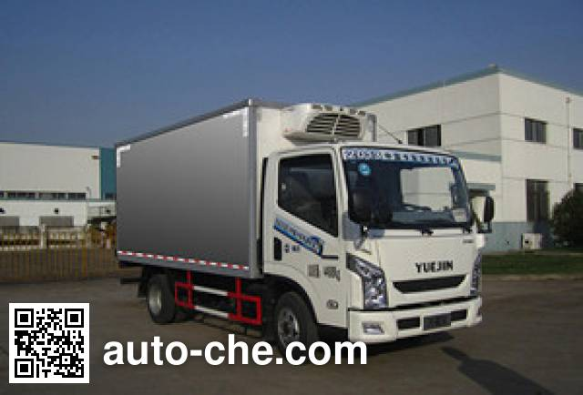 Changda NJ5048XLC4C refrigerated truck