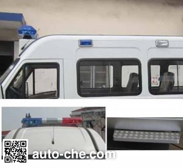 Changda NJ5048XQC4 prisoner transport vehicle
