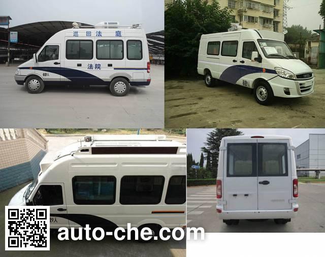 Changda NJ5048XSP571 judicial vehicle