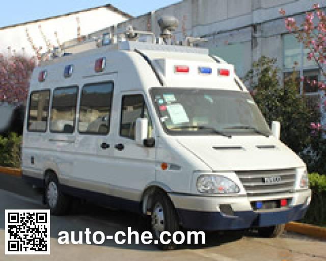 Changda NJ5048XZH4 command vehicle