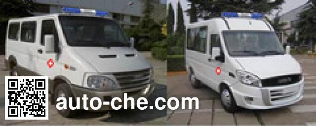 Changda NJ5049XJH4 ambulance