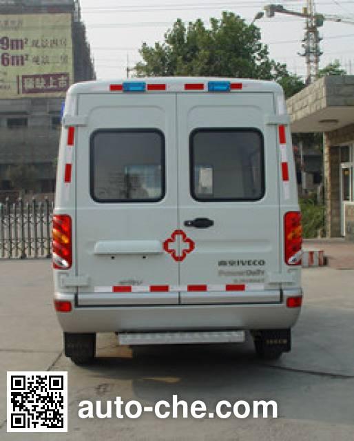 Changda NJ5049XJH4B ambulance