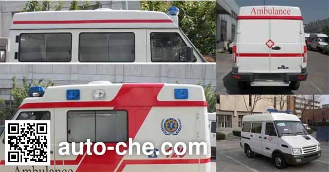 Changda NJ5049XJH51 ambulance