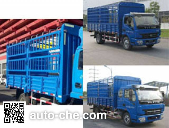 Yuejin NJ5080CCYDDJT stake truck