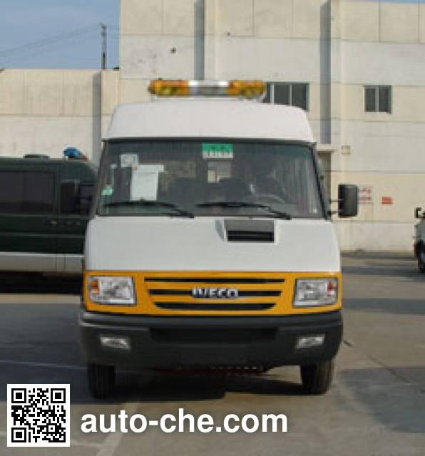 依维柯牌NJ5054XGCA工程车
