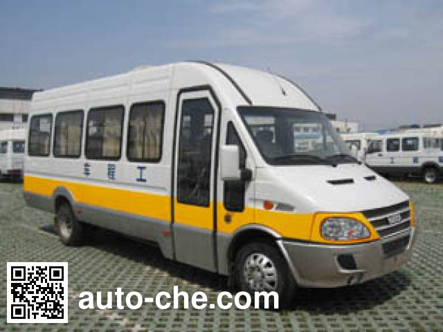 Iveco NJ5054XGCC engineering works vehicle