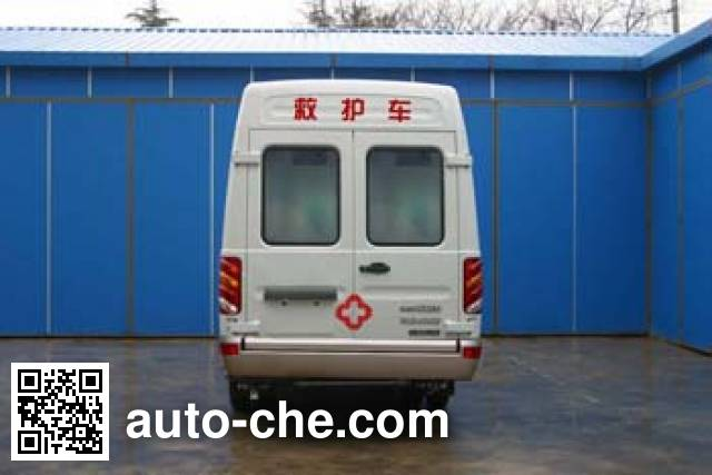 Iveco NJ5054XJH2C ambulance