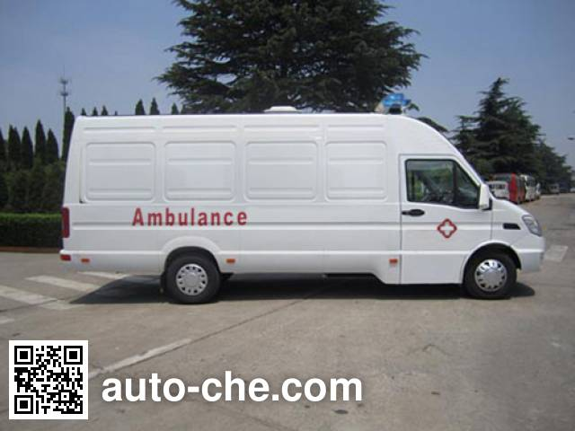 Iveco NJ5054XJHJD ambulance