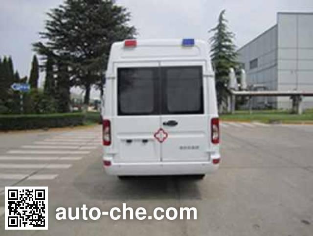 Iveco NJ5054XJHKD ambulance