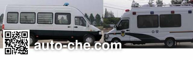 Iveco NJ5054XQC2C prisoner transport vehicle