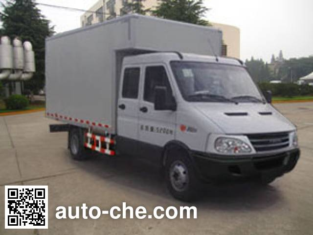 Iveco NJ5056XXYL4NS van truck