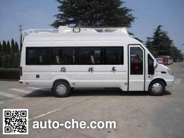 Iveco NJ5054XZHKD command vehicle