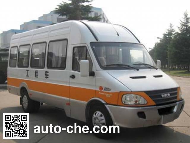 Iveco NJ5054XGC2C engineering works vehicle