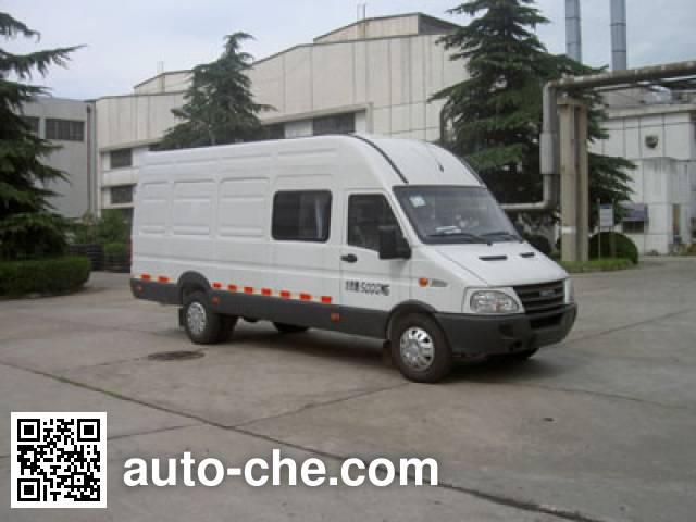 Iveco NJ5056XXY2N4 van truck