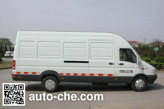 Iveco NJ5056XXYN4 van truck