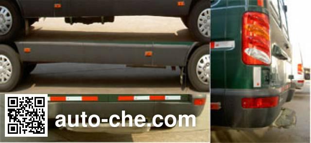 Iveco NJ5054XYZ2B postal vehicle