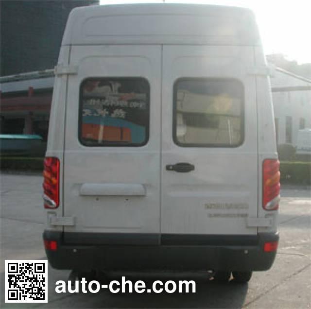 Iveco NJ5054XZH2C command vehicle