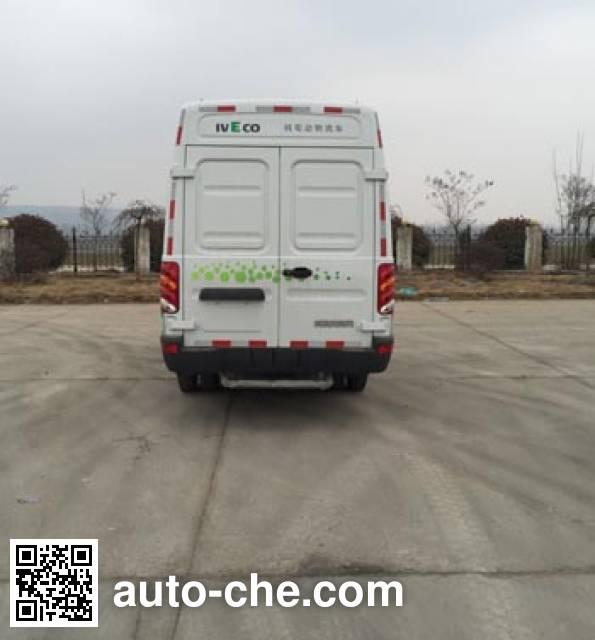 Iveco NJ5057XXYCEV33 electric cargo van