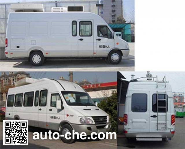 Changda NJ5058XDW4 mobile shop