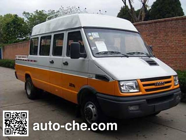 Changda NJ5058XGC75A engineering works vehicle