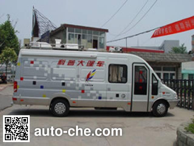 Changda NJ5058XXC4 propaganda van