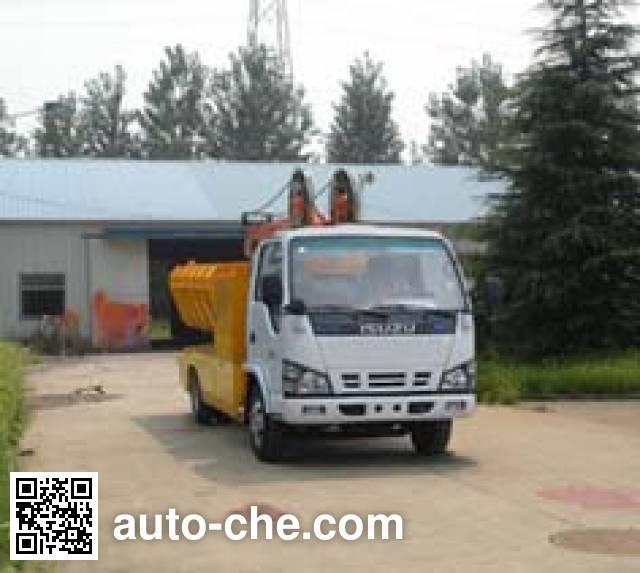 Changda NJ5070ZLJ garbage truck