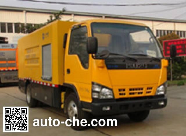 Changda NJ5073GQX sewer flusher truck