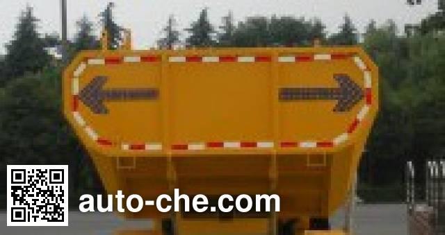 Changda NJ5076ZZZ self-loading garbage truck