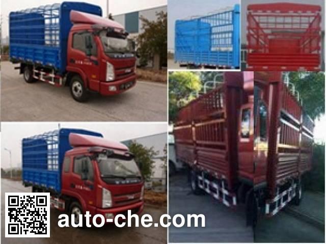 Yuejin NJ5080CCYDCFT4 stake truck