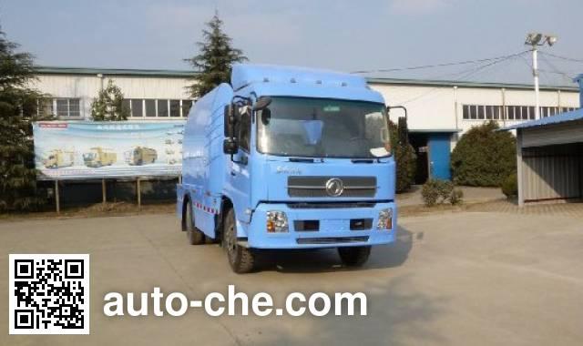 Changda NJ5121GQX sewer flusher truck