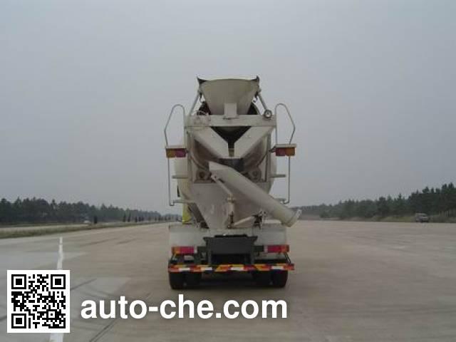 凌野牌NJ5250GJBC混凝土搅拌运输车