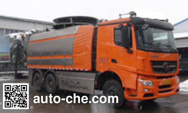Changda NJ5250GQW sewer flusher and suction truck