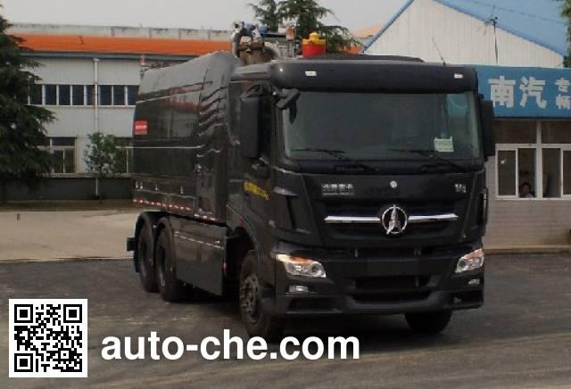 Changda NJ5250GQX sewer flusher truck