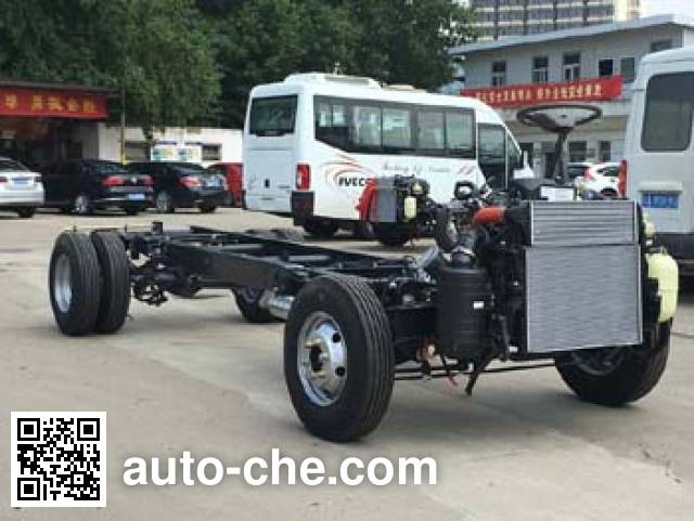 Iveco NJ6565YCC bus chassis