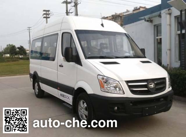Jiankang NJC6611YBEV electric bus