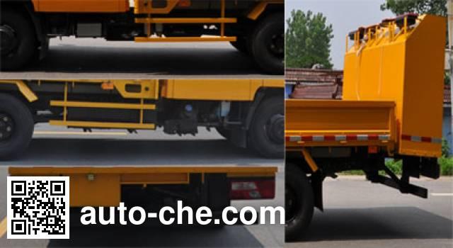 Luxin NJJ5060TFZ5 car crash cushion truck