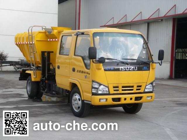 Luxin NJJ5073ZZZ self-loading garbage truck