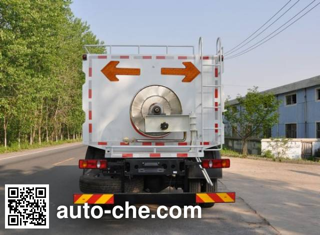 路鑫牌NJJ5120GQX5下水道疏通清洗车