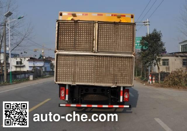 路鑫牌NJJ5120TXB5沥青路面热再生修补车