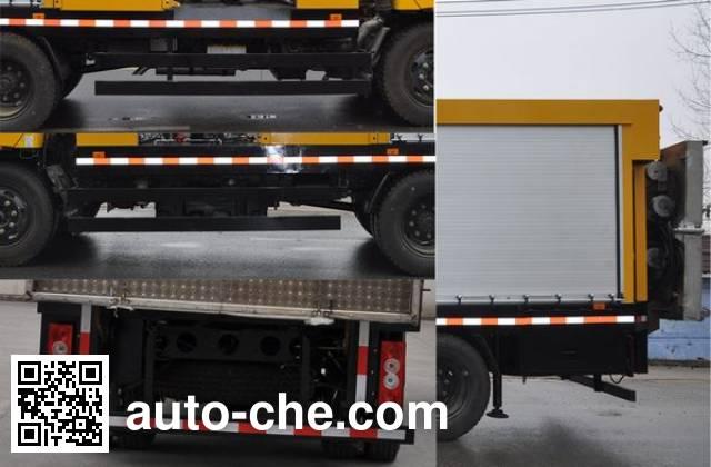 Luxin NJJ5120TXB5 pavement hot repair truck
