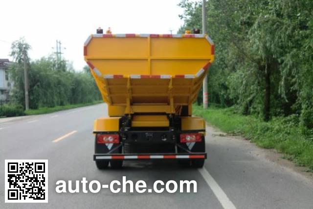 Luxin NJJ5120ZZZ self-loading garbage truck