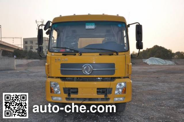 Luxin NJJ5162TCX snow remover truck