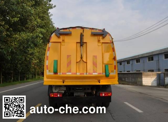 Luxin NJJ5162TSL5 street sweeper truck