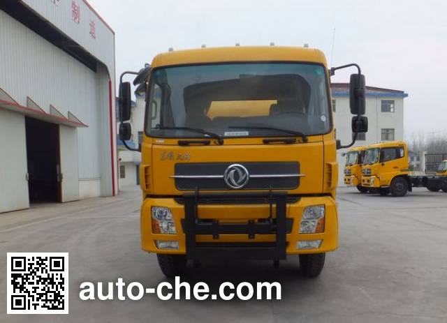 Luxin NJJ5162TXB4 pavement hot repair truck