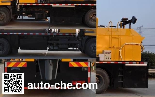 Luxin NJJ5162TXB5 pavement hot repair truck